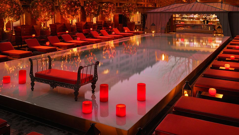 FAENA HOTEL + UNIVERSE — city, country