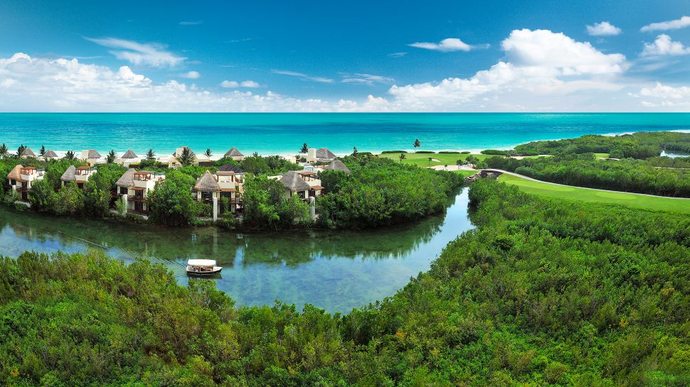 Fairmont Mayakoba, Riviera Maya — city, country