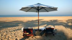The Leela Goa — Mobor, India