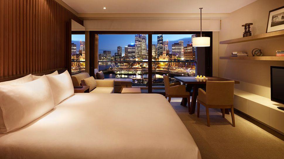 Luxury hotels in australia kiwi collection for Hotel park hyatt sydney