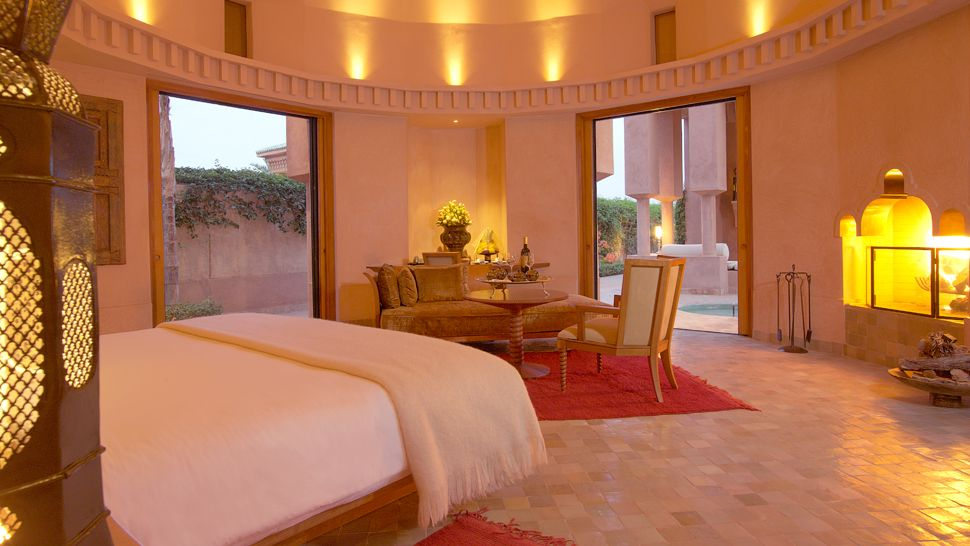 Amanjena marrakech tensift el haouz morocco for Design hotel jena