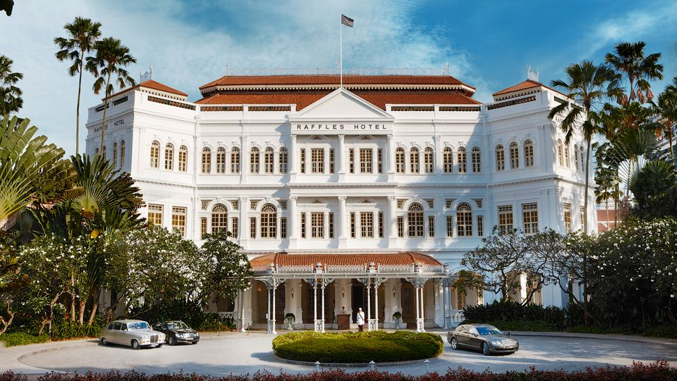 Raffles Hotel Singapore — city, country