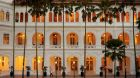 — Raffles Hotel Singapore — city, country
