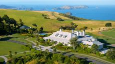 The Lodge at Kauri Cliffs  Matauri Bay, New Zealand