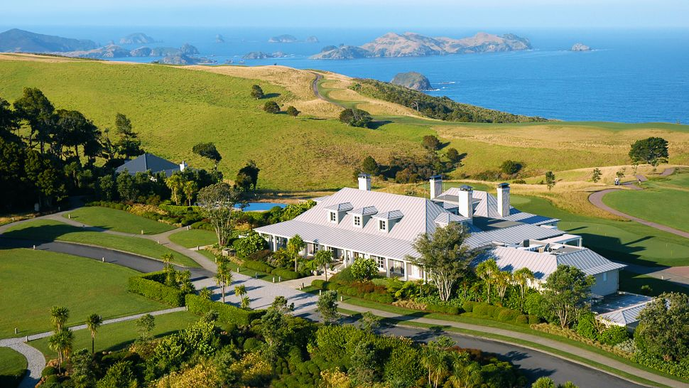 The Lodge at Kauri Cliffs  city, country