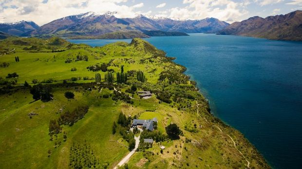 Whare Kea Lodge & Chalet — Wanaka, New Zealand