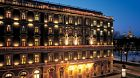 — Grand Hotel Europe — city, country