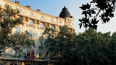 Hotel Ritz Madrid  Madrid, Spain