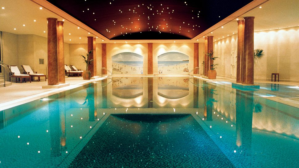 Hotel indoor pool  Best Indoor Hotel Pools In The World Blog Indoor Swimming Pool ...