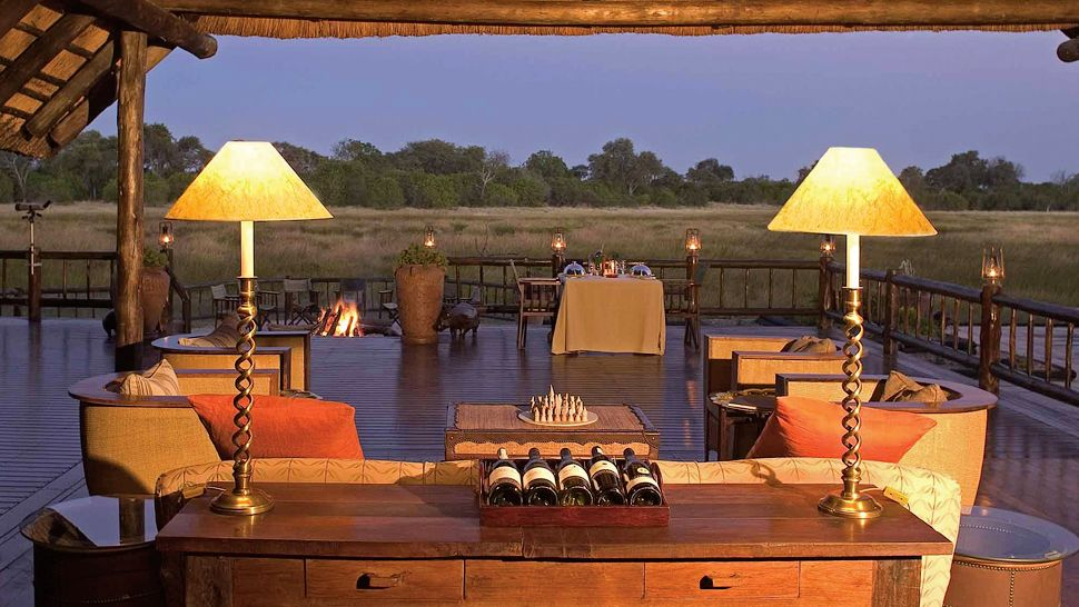 Khwai River Lodge — city, country