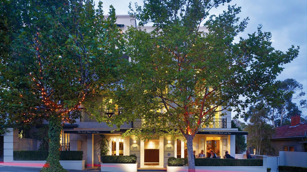 The Lyall Hotel and Spa — city, country