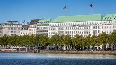 Fairmont Hotel Vier Jahreszeiten Hamburg  Hamburg, Germany
