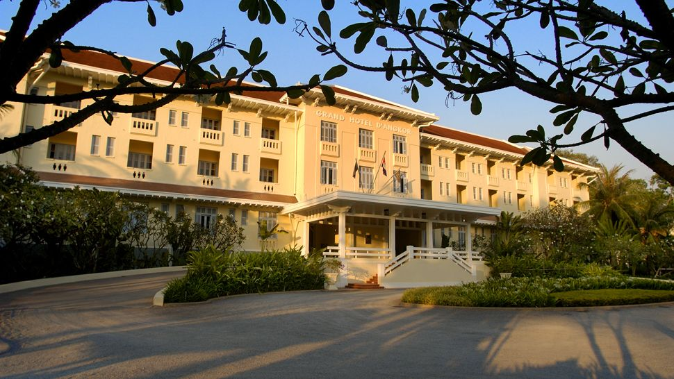 Raffles Grand Hotel d'Angkor — city, country