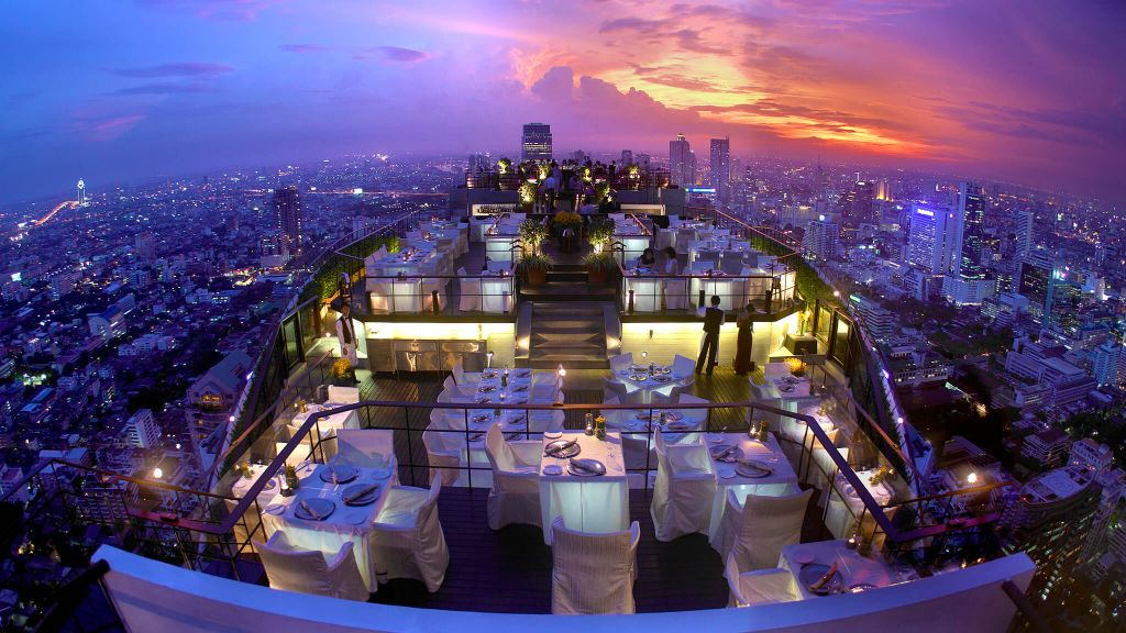 Banyan Tree Bangkok — city, country