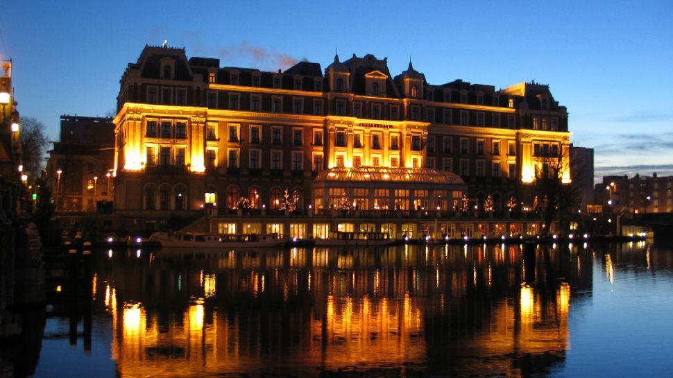 Europe luxury hotels and resorts visa signature luxury - Amstel hotel amsterdam ...