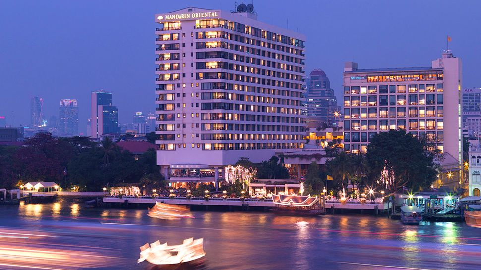 Mandarin Oriental, Bangkok  city, country