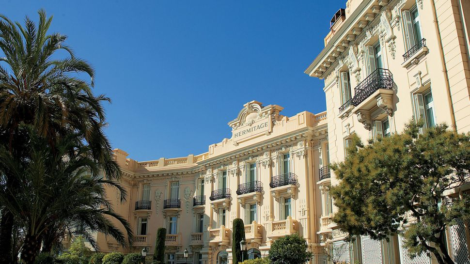 Hôtel Hermitage Monaco — city, country