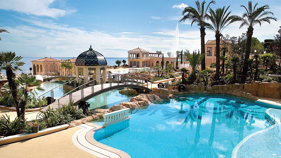 Monte-Carlo Bay Hotel & Resort — city, country