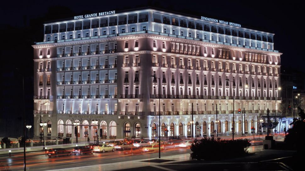 Hotel Grande Bretagne — city, country