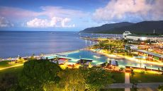 Shangri-La Hotel, The Marina, Cairns  Cairns, Australia