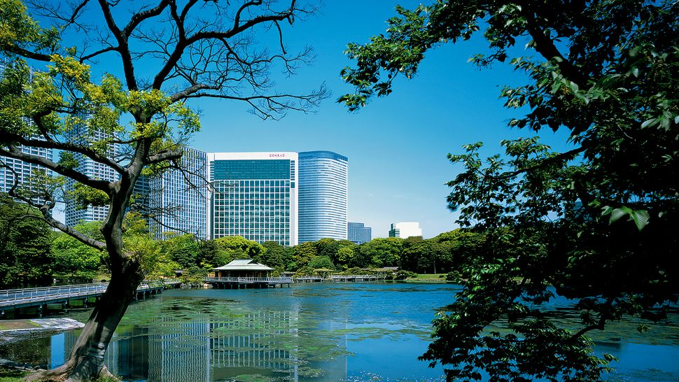 Conrad Tokyo  city, country