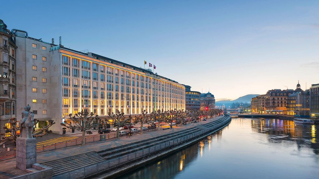 Mandarin Oriental, Geneva — city, country