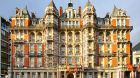 — Mandarin Oriental Hyde Park, London — city, country