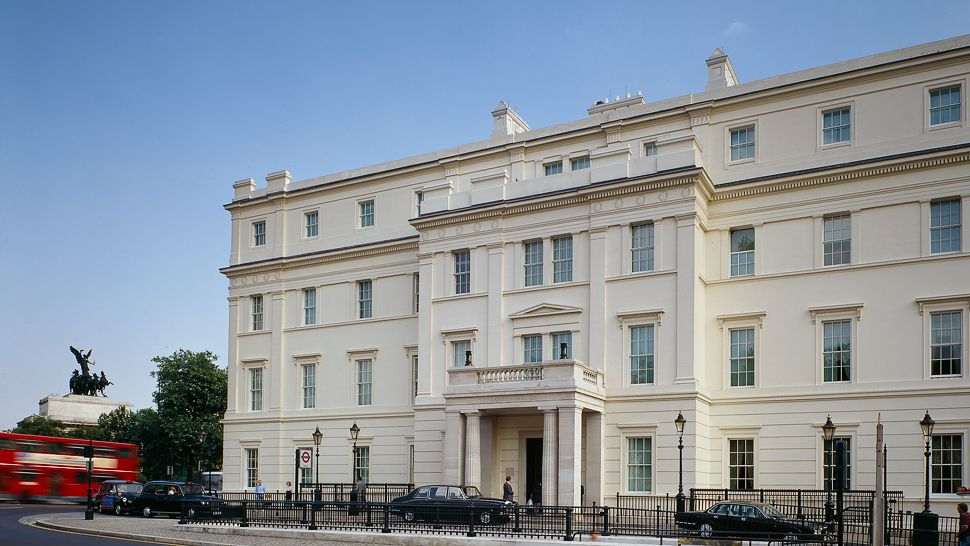 The Lanesborough, a St. Regis Hotel  city, country