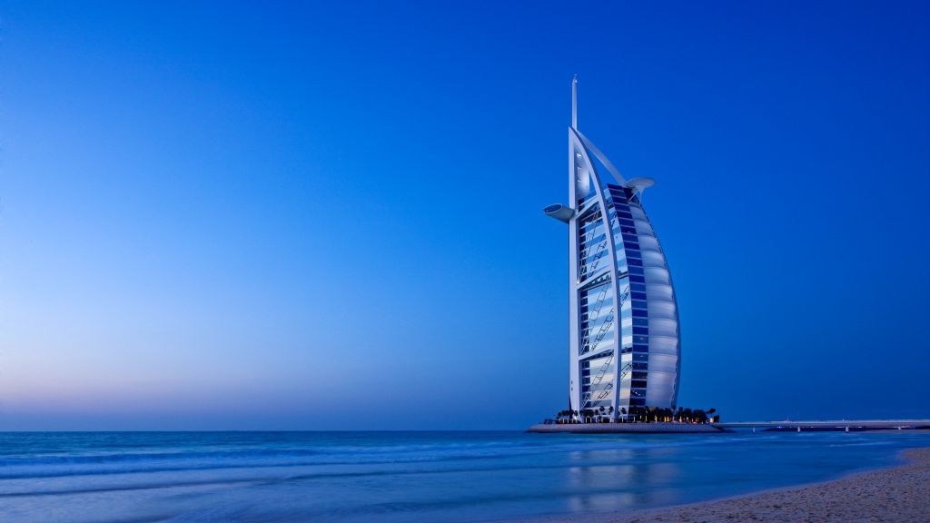 Burj Al Arab — city, country