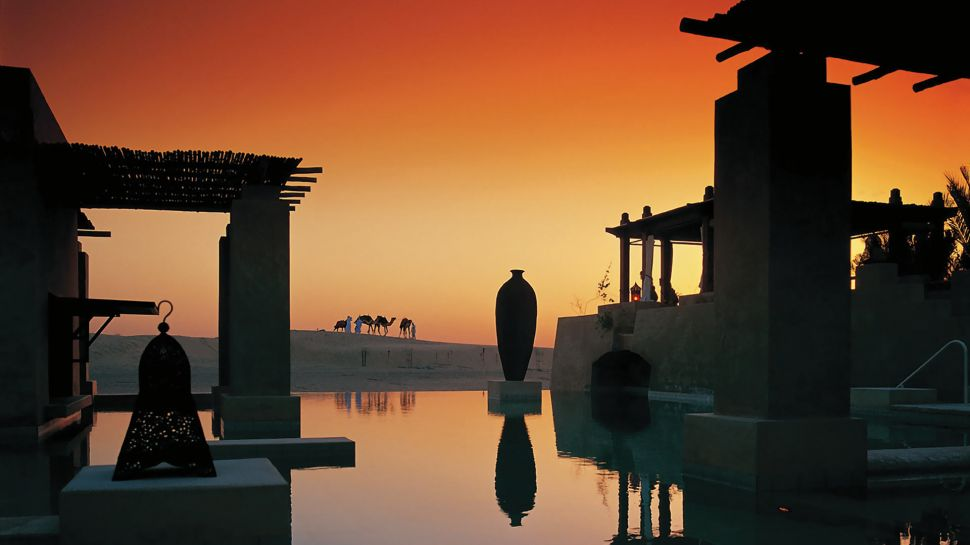 Bab Al Shams Desert Resort & Spa — city, country