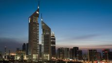 Jumeirah Emirates Towers  Dubai, United Arab Emirates