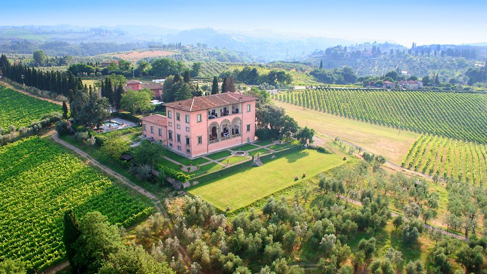 Villa Mangiacane — city, country