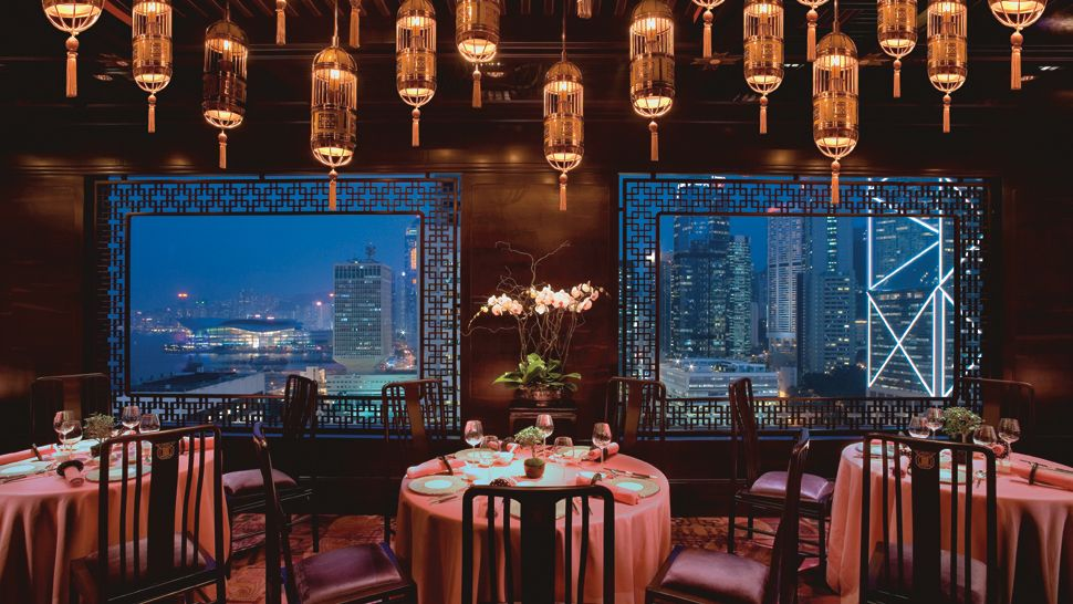Mandarin Oriental, Hong Kong — city, country