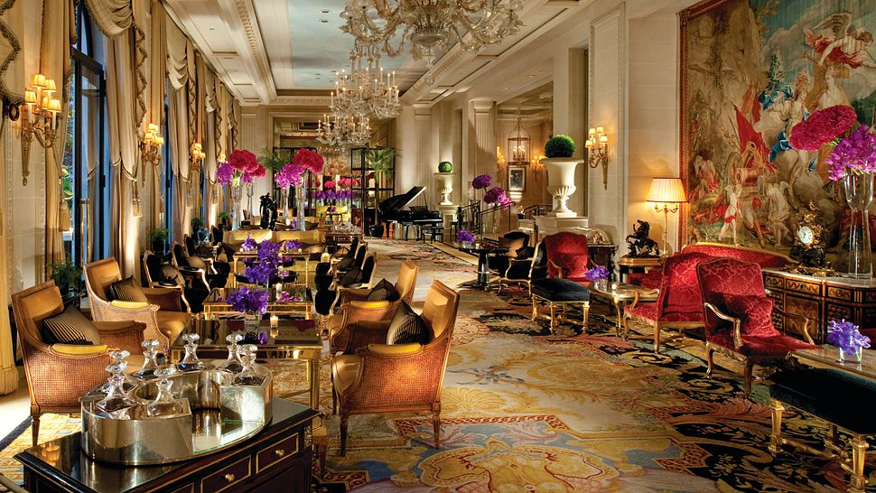 Four Seasons Hotel George V Paris — city, country