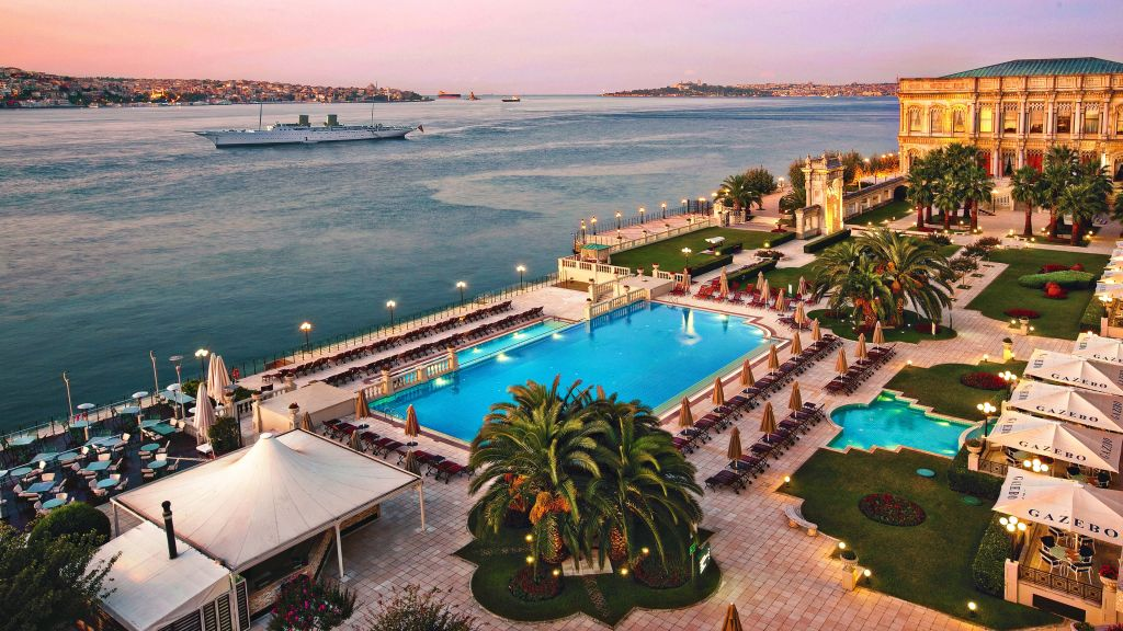 Ciragan Palace Kempinski Istanbul — city, country