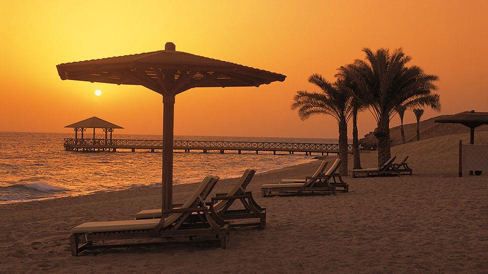 Al Dau Beach