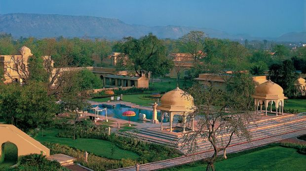 The Oberoi Rajvilas, Jaipur — Jaipur, India