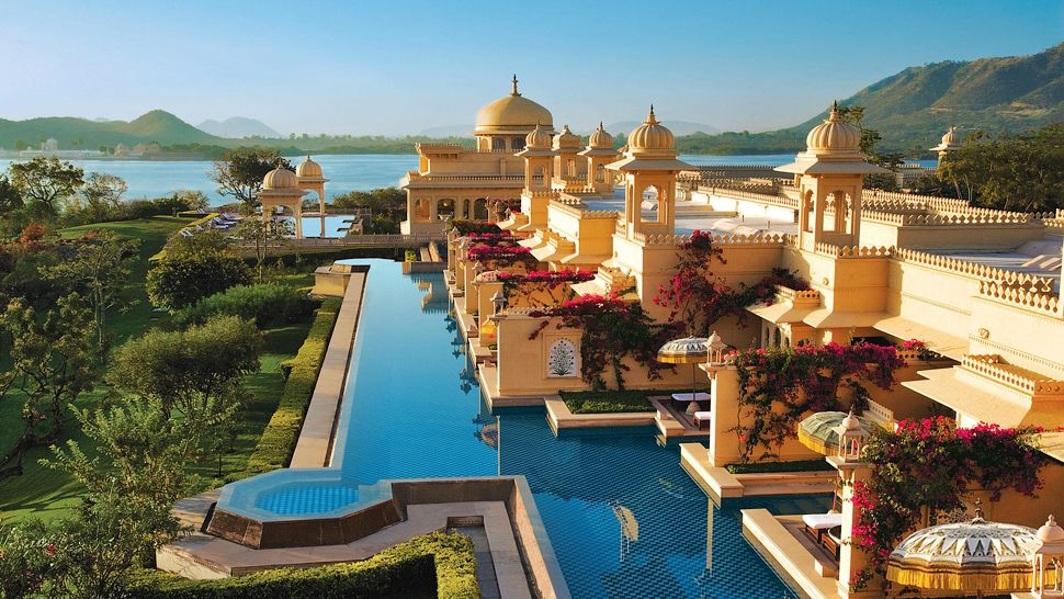 The Oberoi Udaivilas, Udaipur — city, country
