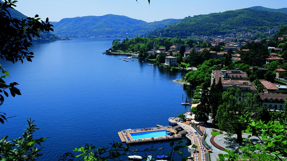 Villa d'Este — city, country