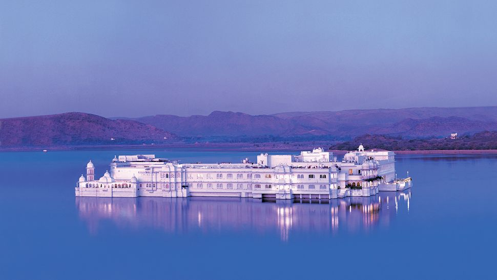 Taj Lake Palace, Udaipur — city, country