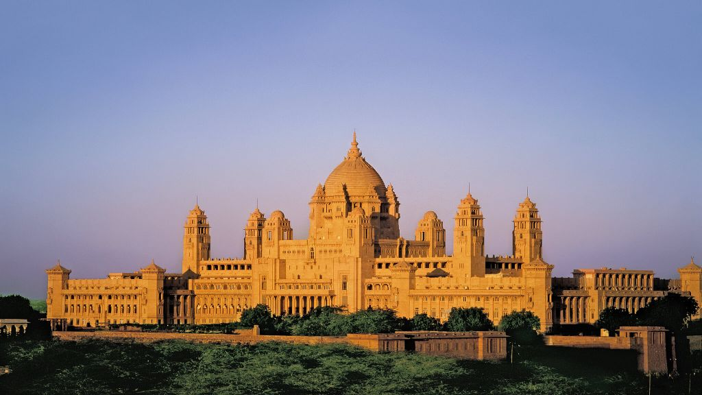 Umaid Bhawan Palace, Jodhpur — city, country