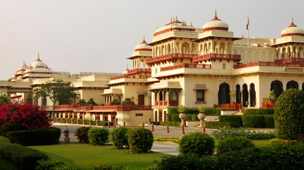 Rambagh Palace, Jaipur — Jaipur, India