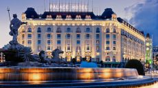 The Westin Palace Madrid  Madrid, Spain