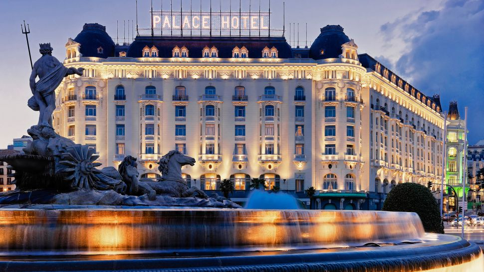 The Westin Palace Madrid  city, country