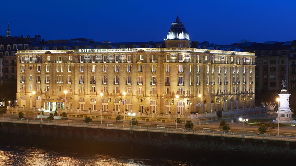 Hotel Maria Cristina — city, country