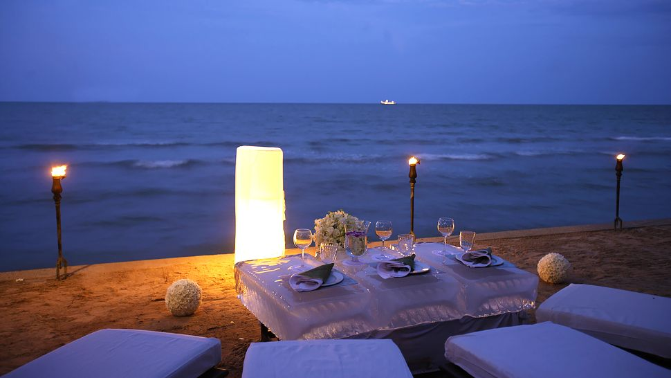 Anantara Hua Hin Resort & Spa, Thailand — city, country