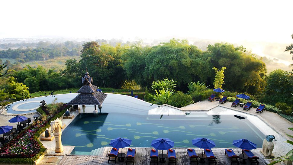 Anantara Golden Triangle Resort & Spa, Thailand — city, country