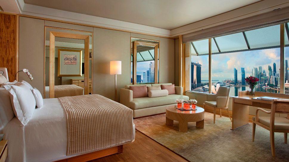 best hotel in singapore 2009 travel trade gazette travel awards best ...
