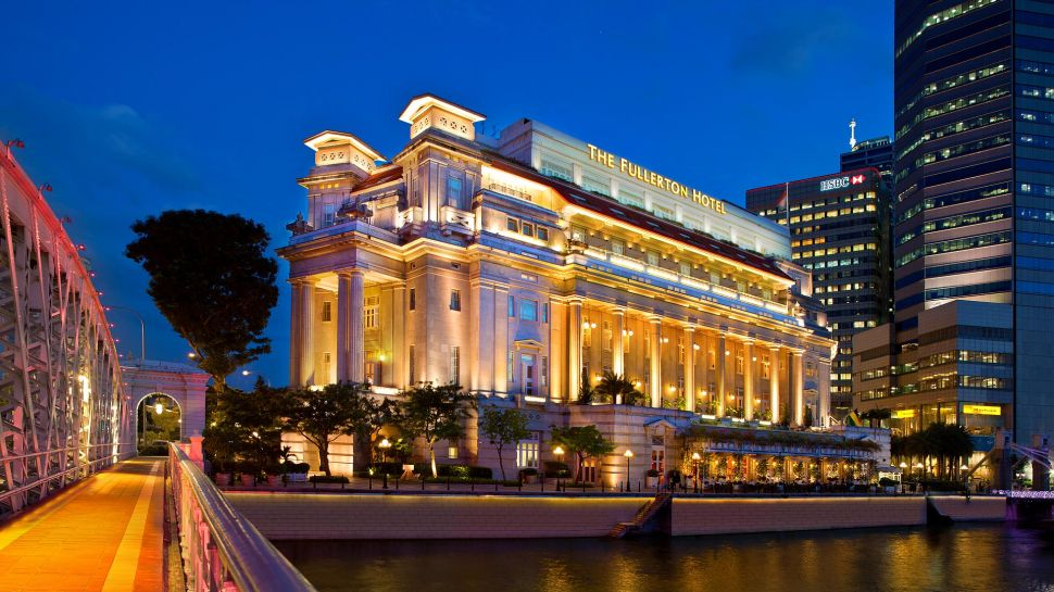 The Fullerton Hotel Singapore — city, country