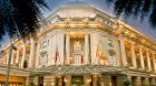 — The Fullerton Hotel Singapore — city, country